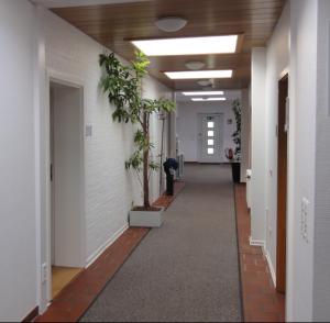 Unser zentrales Bürogebäude.